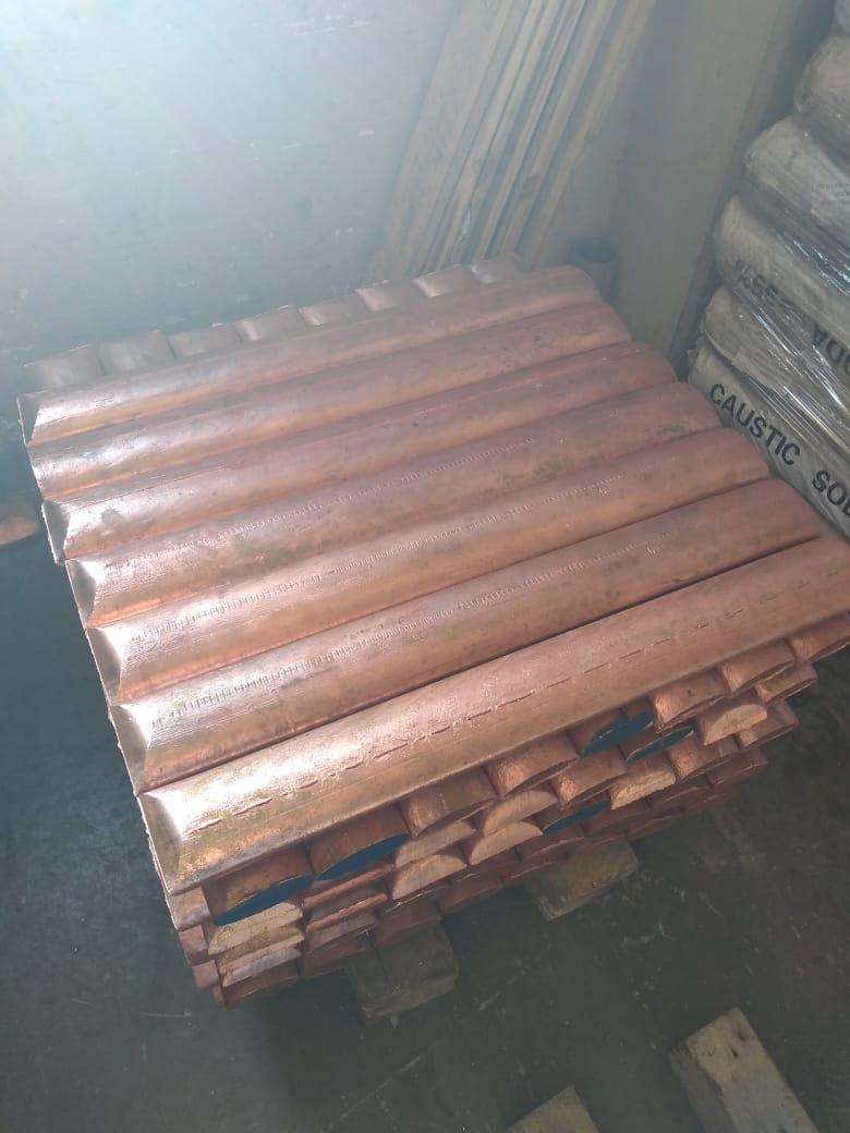 tarugo cobre