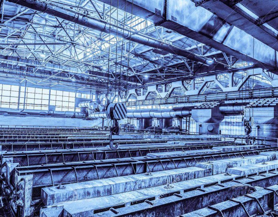 banho industrial empresa galvanoplastia